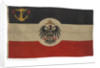 Ensign, Imperial German Customs Service by unknown