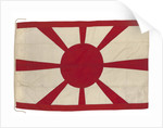 Command flag, Rear-Admiral, Japan (1897-1945) by unknown