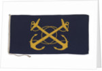 House flag, Royal Naval Supply and Transport Service by Porter Bros