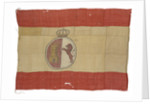Spanish Naval ensign (1785-1931) by unknown
