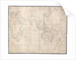 To the officers in the honourable East India Company's service this outline chart intended for their use to prick off a ship's track is most respectfully dedicated by W. Heather A new edition 1830 revised and corrected by J. W. Norie by J.W. Norie