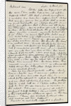 Letter from Lady Jane Franklin to her husband Sir John Franklin dated 30 March 1853 by Lady Jane Franklin