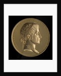 Prize medal awarded to Sir John Ross by Josef Daniel Boehm
