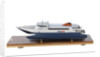 Hoverspeed Great Britain; Passenger/cargo vessel by Scale Model International
