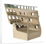 Sectional model by unknown