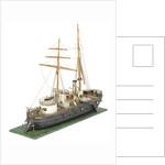 Toy waterline model by unknown