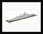 Warship; Cruiser, Guided missile by unknown