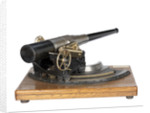 Ordnance model by Sir W. G. Armstrong Whitworth & Co. Ltd
