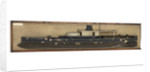 HMS 'Glatton' (1871) by unknown