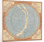 The celestial planisphere or transparent star director by T. Clark