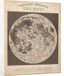 Telescopic appearance of the moon by James Reynolds