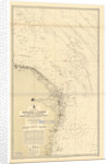 England East Coast by British Admiralty