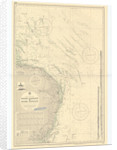 England-East Coast. Outer Gabbard to Outer Dowsing by British Admiralty