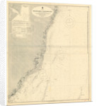 England East Coast: Benacre Ness to Landguard Point by unknown