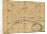 Chart of Yarmouth and the sands about it by Greenville