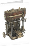 Equipment model; Engine model by John Whyte