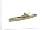 Waterline model; Miniature model by Tring