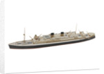 Passenger vessel;Liner by Reginald Carpenter