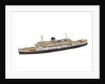 Passenger vessel by Reginald Carpenter