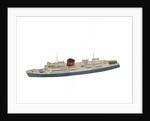 Passenger vessel; Ferry by Reginald Carpenter