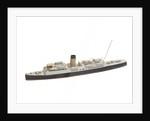 Passenger/cargo vessel by Reginald Carpenter