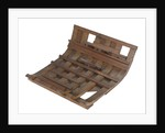 Sectional model; Plank-on-frame by unknown
