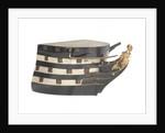 Sectional model; Bow model; Waterline model; Block model by unknown