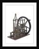 Structural model; Mortising machine by Marc Isambard Brunel