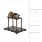 Corner sawing machine model by Marc Isambard Brunel