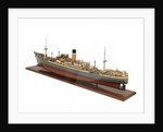 'City of Agra' (1936); Cargo vessel by William Denny & Bros Ltd