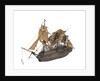 'Intrepide'; warship; 74 guns by William Haines