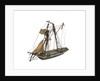 'Pickle'; service vessel; schooner, topsail by William Haines
