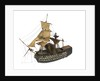 'Royal Sovereign'; warship; 100 guns; 1st rate by William Haines