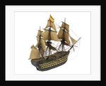 'Principe de Asturias'; warship; 112 guns by William Haines