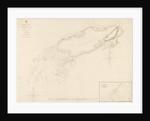 West Indies Mosquito Coast Utilla Island surveyed by Commander R. Owen 1835 by British Admiralty