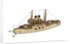 Instructional, Waterline model by Gerald John Blake