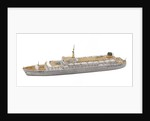 'Southern Cross'; Passenger vessel; Liner by Howard Kennard