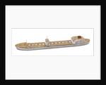 'Soya Atlantic'; Cargo vessel; Bulk cargo carrier by Howard Kennard
