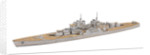 'Vanguard'; Warship; Battleship by Howard Kennard