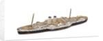 'Bristol Queen'; Passenger vessel; Paddlesteamer by Howard Kennard