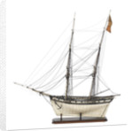 Brig Warship, 14 gun 'Joan D'Arc' (1800) by unknown
