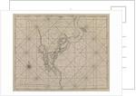 River approach to Surat by Valentyn & van Keulen