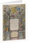 Le Theatre du Monde by Willem Janszoon Blaeu