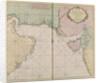 Map of Arabia, Persia, Gijarat and Decca by J. van Keulen