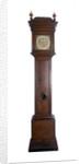 Angle clock by Thomas Tompion