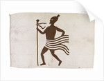 Flag of African Slaver by unknown
