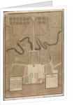An Exact Plan of Greenwich Park by Henry Wise