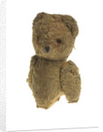 'Humphrey' teddy bear mascot by unknown