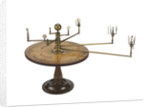 Orrery by William Jones