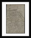 Map of Africa, 1564 - 1 of 8 sheets by Giacomo Gastaldi